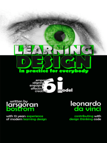 Learning Design in Practice for Everybody