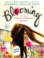 Blooming at the Texas Sunrise Motel