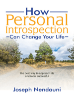 How Personal Introspection Can Change Your Life