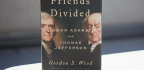 'Friends Divided' Digs Into The Bumpy Bonds Between 2 Presidents