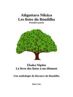 Les listes du Bouddha à un élément