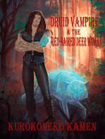 Druid Vampire and the Red-haired Deer Woman