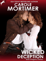 Wicked Deception (Regency Sinners 4)