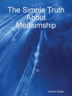 The Simple Truth About Mediumship