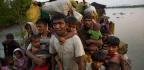 Myanmar's Suu Kyi Visits Rakhine Amid Violent Crackdown On Rohingya