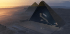 Scientists Say They've Found Hidden Space In Great Pyramid Of Giza