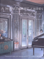 A Manuscript of Ashes: A Novel