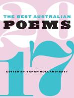 The Best Australian Poems 2017