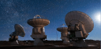 Astronomers Measure Milky Way With Radio Waves
