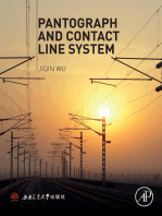 Pantograph and Contact Line System