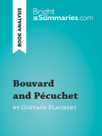 Bouvard and Pécuchet by Gustave Flaubert (Book Analysis)