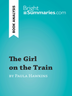 The Girl on the Train by Paula Hawkins (Book Analysis)