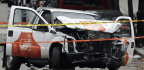 Islamic State Claims Responsibility For NYC Vehicle Attack