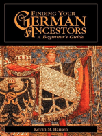 Finding Your German Ancestors