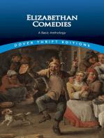 Elizabethan Comedies