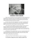 Change Your Vision Free download PDF and Read online