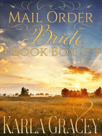 Mail Order Bride 4 Book Box Set