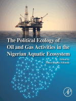The Political Ecology of Oil and Gas Activities in the Nigerian Aquatic Ecosystem