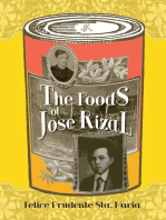 The Foods of Jose Rizal