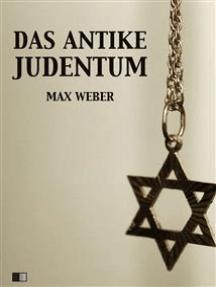 Das Antike Judentum