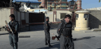 Kabul TV Station Goes Back On Air After Being Attacked By Armed Militants