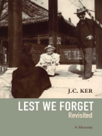 """Lest We Forget"" Revisited"