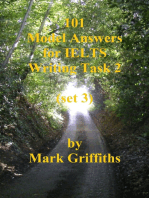 101 Model Answers for IELTS Writing Task 2