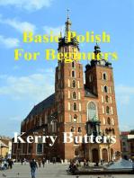 Basic Polish For Beginners.