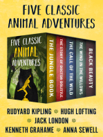 Five Classic Animal Adventures