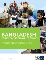 Bangladesh: Consolidating Export-led Growth