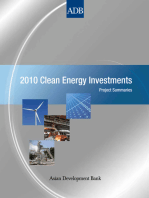 2010 Clean Energy Investments: Project Summaries