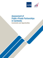 Assessment of Public-Private Partnerships in Cambodia