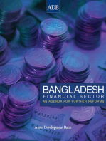 Bangladesh Financial Sector: An Agenda for Further Reforms