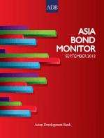 Asia Bond Monitor: September 2012