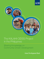 The KALAHI-CIDSS Project in the Philippines
