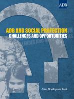 ADB and Social Protection