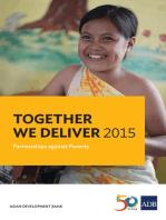 Together We Deliver 2015
