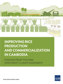 Improving Rice Production and Commercialization in Cambodia: Findings from a Farm Investment Climate Assessment