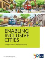 Enabling Inclusive Cities