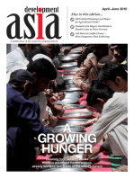 Development Asia—A Growing Hunger