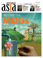 Development Asia—Beyond the MDGs