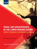 Rural and Microfinance in the Lower Mekong Region: Policies, Institutions, and Market Outcomes