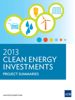 2013 Clean Energy Investments