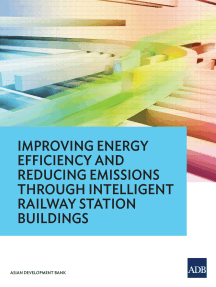 Improving Energy Efficiency and Reducing Emissions through Intelligent Railway Station Buildings