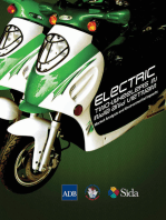 Electric Two-wheelers in India and Viet Nam