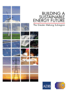 Building a Sustainable Energy Future