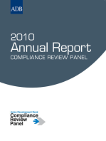 Compliance Review Panel
