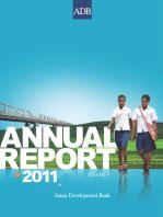 ADB Annual Report 2011