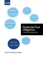 Financial Due Diligence