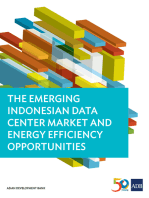 The Emerging Indonesian Data Center Market and Energy Efficiency Opportunities